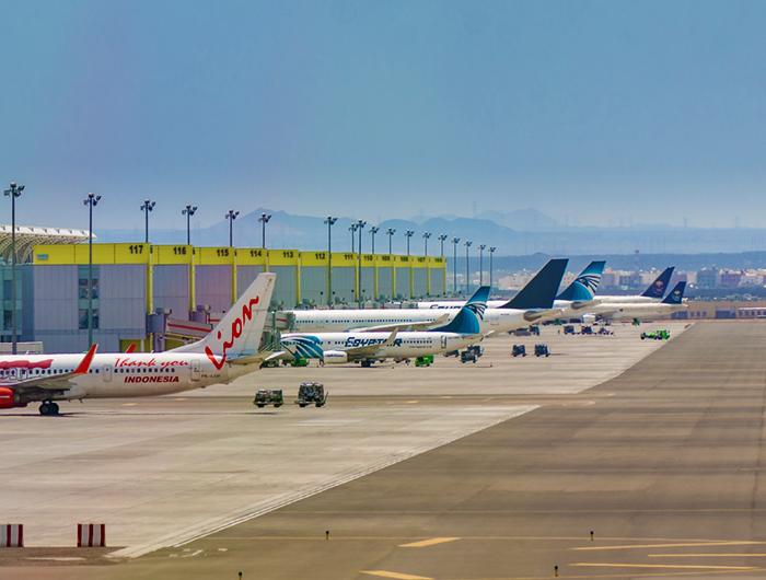 وثائق المطار